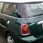 綺麗にして長く使う。10年目の車にガラスコーティングしました